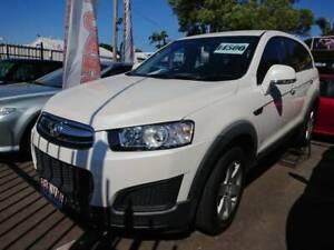 2014 Holden Captiva LS Automatic SUV Labrador Gold Coast City Preview