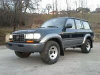 Wanted toyota landcruiser amazon 4.2 diesel 100/80