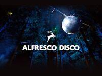 ALFRESCO DISCO TICKET x 1 BRISTOL 17/11/17 £16