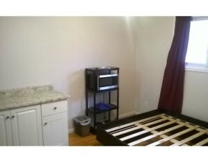 Furnished Room with Private Bathroom