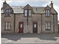 One bedroom house for sale central Nairn
