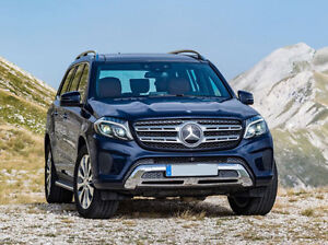 2017 Mercedes-Benz GL-Class GLS450 SUV, Crossover