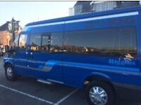 Self converted camper van / daybus