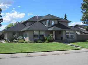 1898 Cathedral Court, Kamloops BC - Custom Two Story Home!