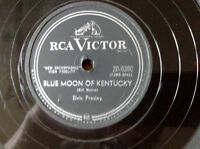 Elvis Presley That's All Right/Blue Moon over Kentucky RCA F2WB-