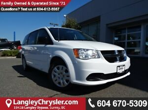 2016 Dodge Grand Caravan *ACCIDENT FREE * DEALER INSPECTED *...