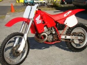 WANTED 1985-1989 cr500