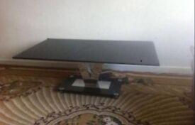 Black table