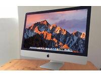 iMac 27 , 3.2 GH i5 Quad Core , 12GB DRR3, SLIM LINE