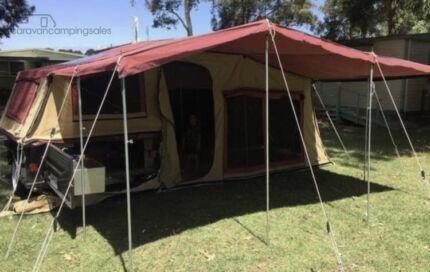 2010 CIG Off Road Camper Trailer Dubbo Dubbo Area Preview