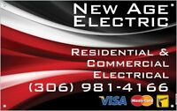 New Age Electric - Serving Prince Albert and Area