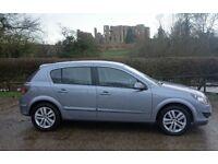 Vauxhall astra 1.4 sxi 2008 5door