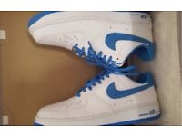 New Nike Air Force in a box size 9 men