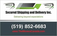 Moving Services & Storage Services (SS&D: The Movers)