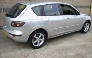 2005 Mazda Mazda3 GS Hatchback As is