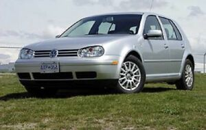 Looking for 2000-2006 Golf TDi Manual