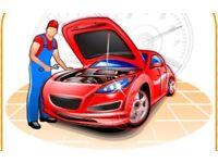 LPG / Autogas car mechanic
