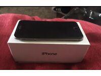 Unlocked Apple Iphone 6 - Space Grey 16gb