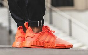 Solar red NMD - size 10
