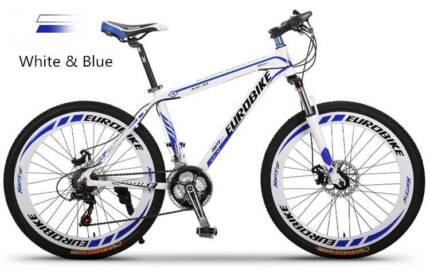 Brand NewAlloy 26 in,27speed ShimanoGearMountain bike Eastwood Ryde Area Preview