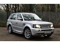 EXTRA FULL !!! 2.7 TD V6 SE Land Rover Range Rover Sport