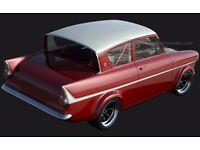 Wanted Ford Anglia 105E