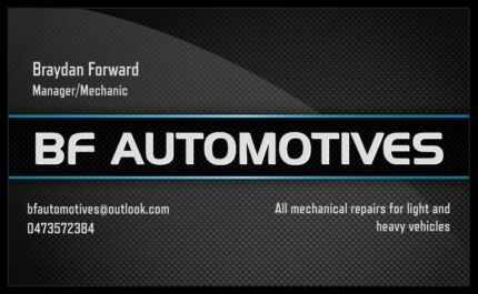 BF AUTOMOTIVES Rockingham Rockingham Area Preview