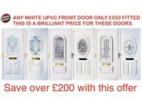 front doors, back doors, upvc doors, french doors, patio doors, windows, guttering, double glazing