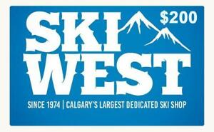 Get $200 Towards Skis and More At SKI WEST When You Buy This 10 King Memory Foam  Mattress! Alberta Preview