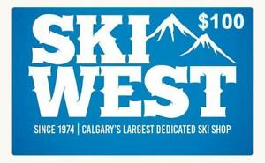 Get $100 Towards Skis and More At SKI WEST When You Buy This 10 Inch Double Memory Foam  Mattress! Alberta Preview