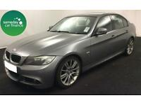 £228.43 PER MONTH GREY 2009 BMW 320D 2.0 M SPORT BUISNESS EDITION SALOON MANUAL