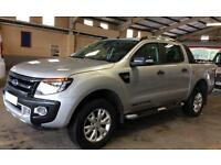 Ford Ranger Wildtrak Double Cab FROM £98 PER WEEK!