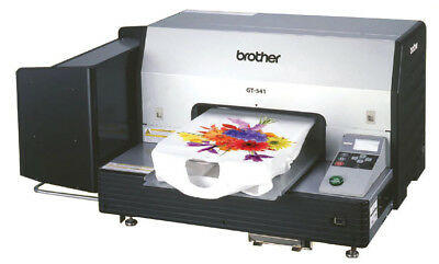 Brother Gt-541 Direct To Garment Digital Printer