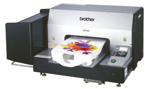Brother GT 541 Direct To Garment Shirt Printer with warranty