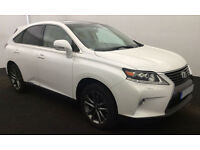 Lexus RX Advance FROM £147 PER WEEK!