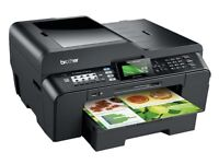 A3 Printer Scanner - Brother MFC - J6510DW for sale