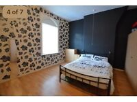 Two large double rooms available for rent in Liverpool £90 per week bills incl