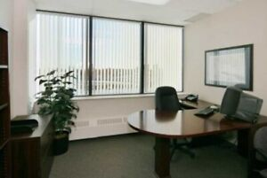 FULLY FURNISHED OFFICES AVAILABLE IN MARKHAM!