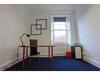 Artist Studio / office space in creative environment central Edinburgh