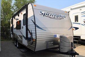 2014 Springdale - Travel Trailers 189FLWE