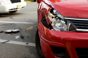 fender bender? need bumpers or fender anything replaced?