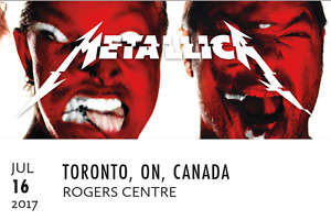 3 pairs tickets to 3 metal concerts $1000