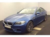 BMW M5 MONTE CARLO BLUE 4.4 V8 DCT SALOON PETROL FROM £155 PER WEEK!