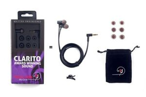 Rock Jaw Clarito - Award Winning Earphones