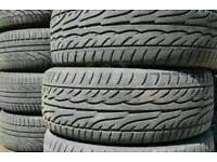 Job lot of partworn tyres, 3-8mm, 13inch - 20 inch = £6 each for orders of 300