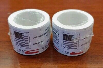 2 Rolls Of Forever Stamps