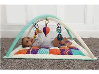 Baby padded playmat