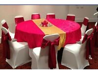 Table covers for sale wedding events