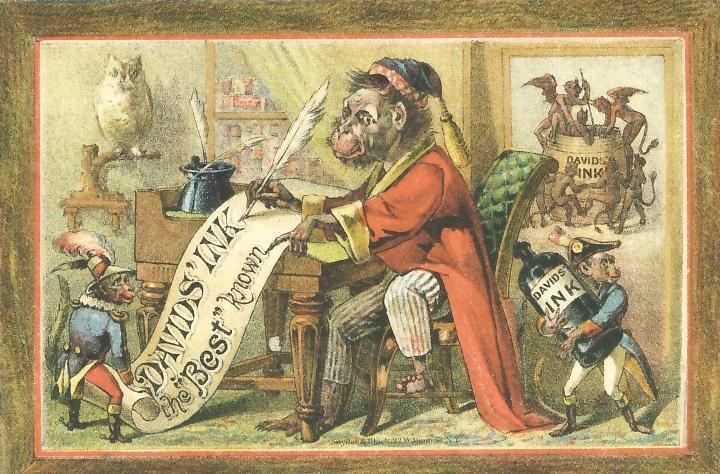 David's Victorian Paper Treasures