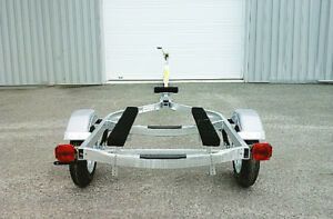 Off Season Special -  12' to 16' GALVANIZED BOAT TRAILER